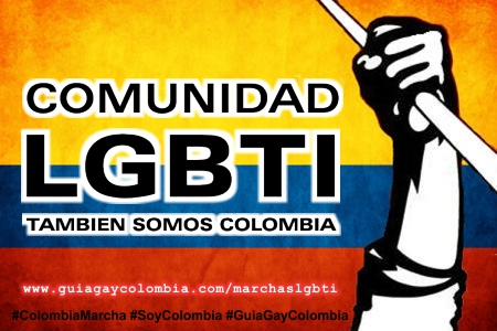 Colombia MARCHA!!!