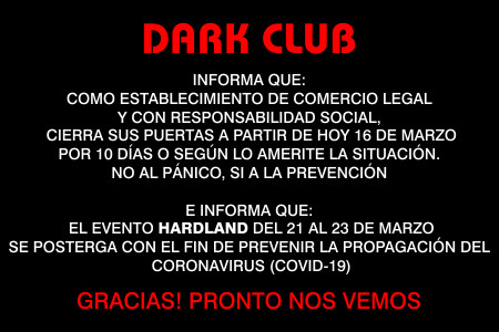 Dark Club · Nudist Sex Club [BOGOTA]