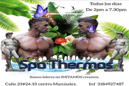Spa Thermas Club [MANIZALES]