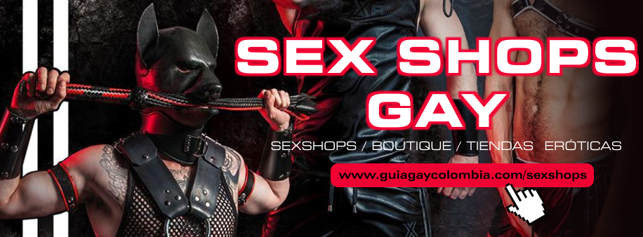 colombian gay shop